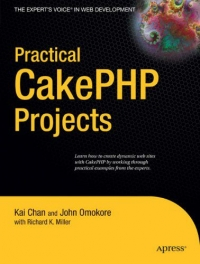 Practical CakePHP Projects Free Ebook