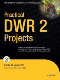 Practical DWR 2 Projects Free Ebook