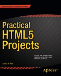 Practical HTML5 Projects Free Ebook
