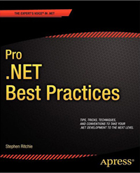 Pro .NET Best Practices Free Ebook