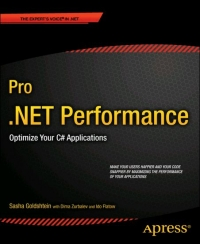 Pro .NET Performance Free Ebook