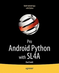 Pro Android Python with SL4A Free Ebook
