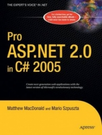 Pro ASP.NET 2.0 in C# 2005 Free Ebook