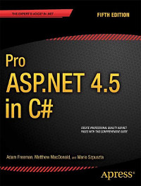 Pro ASP.NET 4.5 in C#, 5th Edition