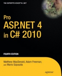 Pro ASP.NET 4 in C# 2010, 4th Edition
