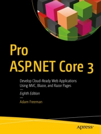 Pro ASP.NET Core 3, 8th Edition