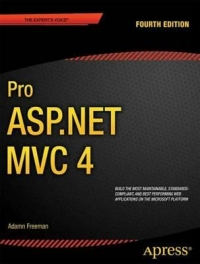 Pro ASP.NET MVC 4, 4th Edition Free Ebook