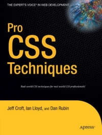 Pro CSS Techniques Free Ebook