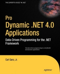 Pro Dynamic .NET 4.0 Applications Free Ebook
