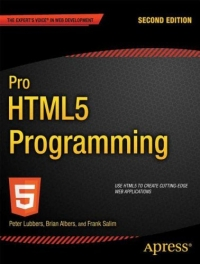 Pro HTML5 Programming, 2nd Edition