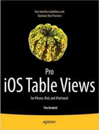 Pro iOS Table Views Free Ebook