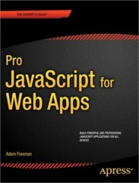 Pro JavaScript for Web Apps