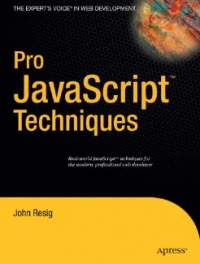 Pro JavaScript Techniques Free Ebook