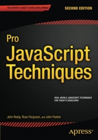 Pro JavaScript Techniques, 2nd Edition