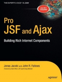 Pro JSF and Ajax Free Ebook