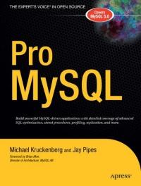 Pro MySQL Free Ebook