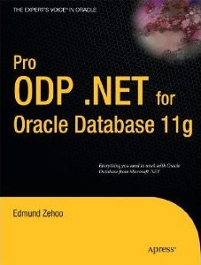 Pro ODP.NET for Oracle Database 11g Free Ebook
