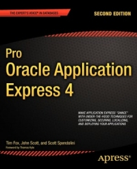 Pro Oracle Application Express 4, 2nd Edition