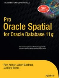 Pro Oracle Spatial for Oracle Database 11g Free Ebook