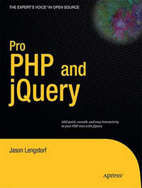 Pro PHP and jQuery Free Ebook