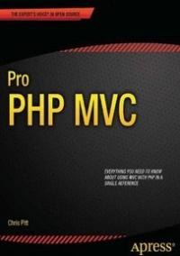 Pro PHP MVC Free Ebook