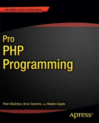 Pro PHP Programming Free Ebook