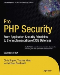 Pro PHP Security, 2nd Edition Free Ebook