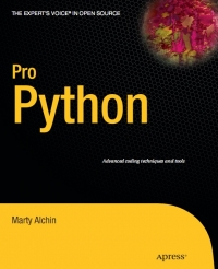 Pro Python Free Ebook