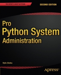 Pro Python System Administration, 2nd Edition