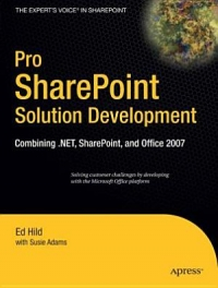 Pro SharePoint Solution Development Free Ebook