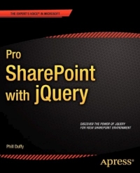 Pro SharePoint with jQuery Free Ebook