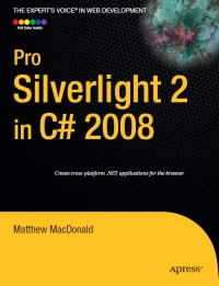 Pro Silverlight 2 in C# 2008 Free Ebook