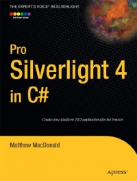 Pro Silverlight 4 in C# Free Ebook