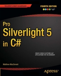 Pro Silverlight 5 in C#, 4th Edition Free Ebook