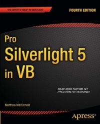 Pro Silverlight 5 in VB, 4th Edition Free Ebook