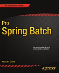 Pro Spring Batch Free Ebook