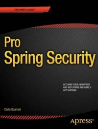 Pro Spring Security Free Ebook