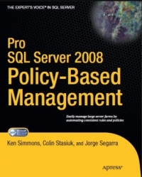 Pro SQL Server 2008 Policy-Based Management Free Ebook