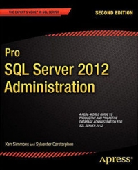 Pro SQL Server 2012 Administration, 2nd Edition