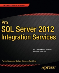 Pro SQL Server 2012 Integration Services Free Ebook