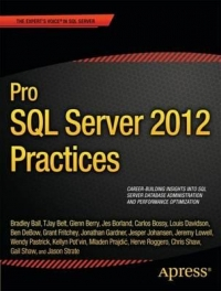 Pro SQL Server 2012 Practices Free Ebook