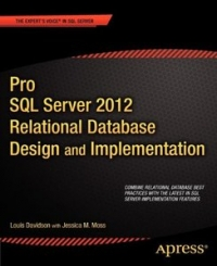 Pro SQL Server 2012 Relational Database Design and Implementation Free Ebook