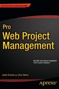 Pro Web Project Management Free Ebook