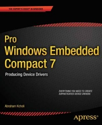 Pro Windows Embedded Compact 7 Free Ebook