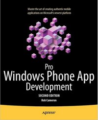 Pro Windows Phone 7 Development Free Ebook