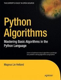 Python Algorithms Free Ebook