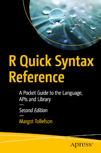 R Quick Syntax Reference, 2nd Edition