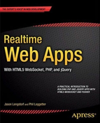 download Realtime Web Apps With HTML5 WebSocket, PHP, and jQuery online books