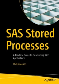SAS Stored Processes