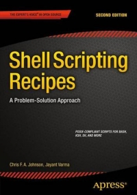 Shell Scripting Recipes, 2nd Edition